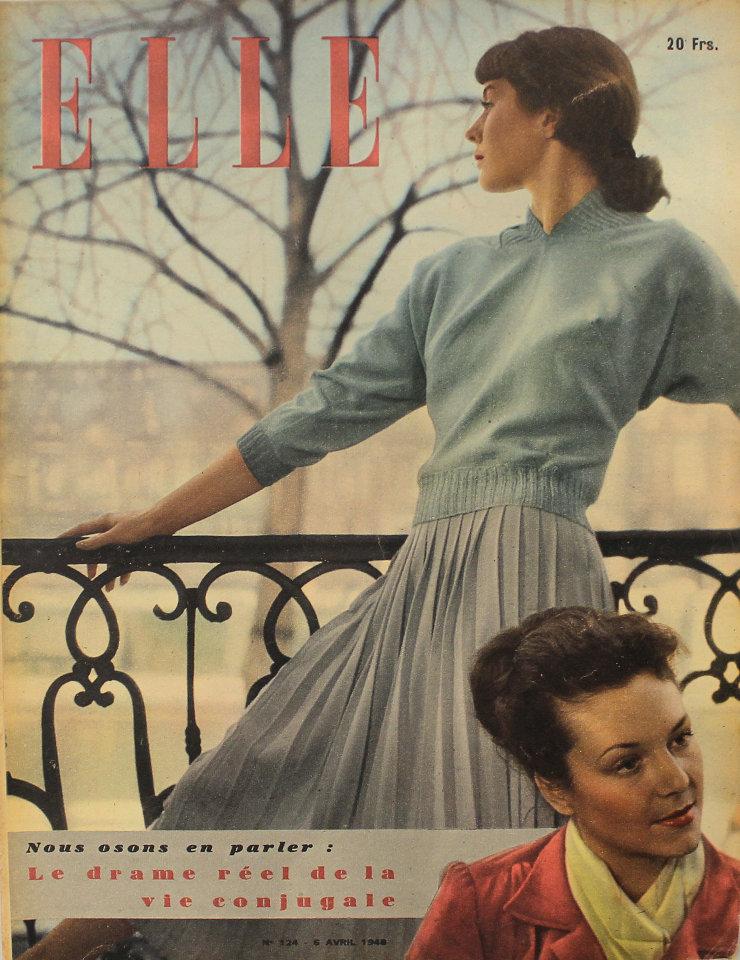 Elle Magazine No. 124