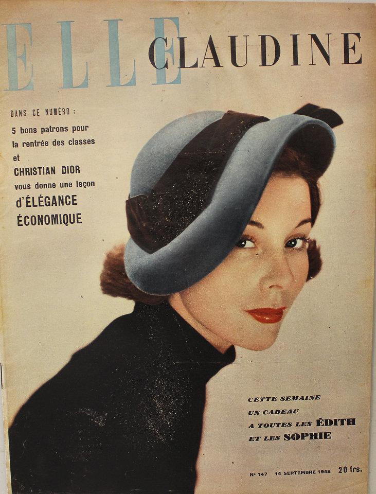 Elle Magazine No. 147