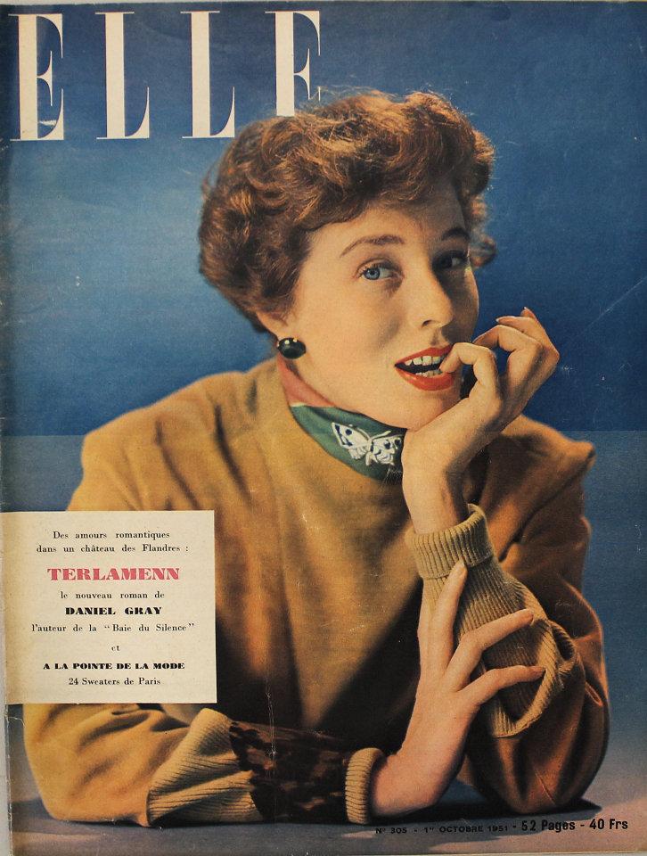 Elle Magazine No. 305