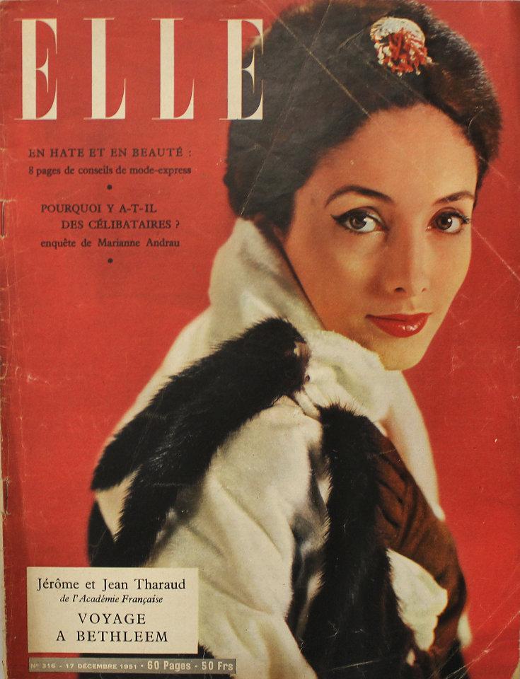 Elle Magazine No. 316