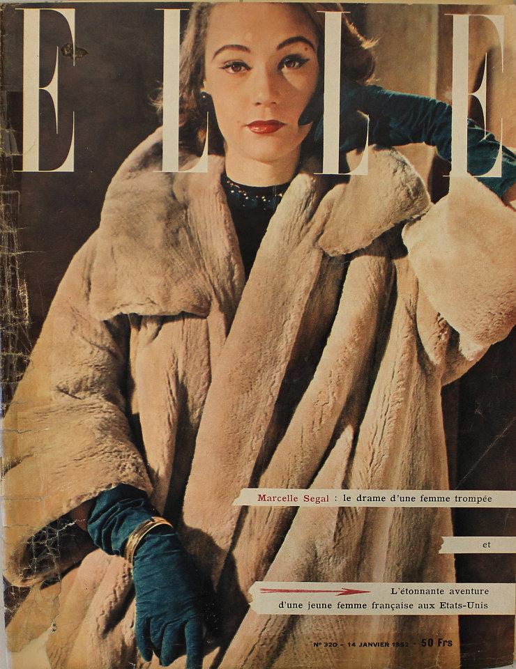 Elle Magazine No. 320