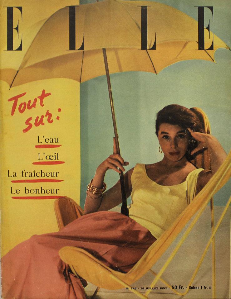 Elle Magazine No. 348