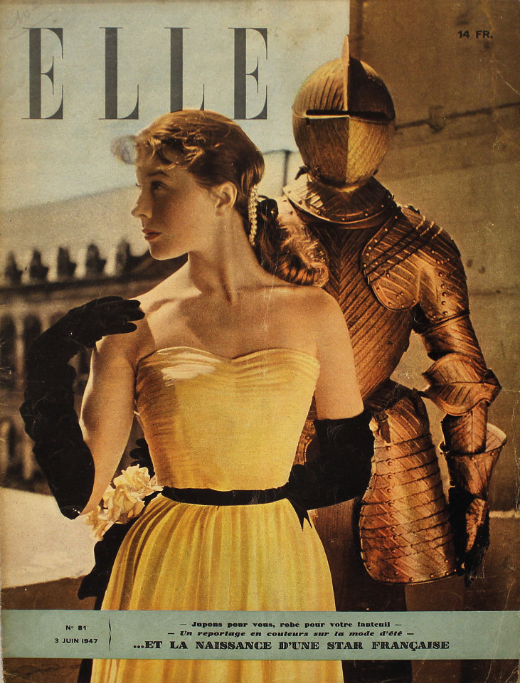 Elle Magazine No. 81