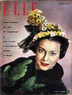 Elle No. 166 Magazine
