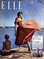 Elle No. 185 Magazine