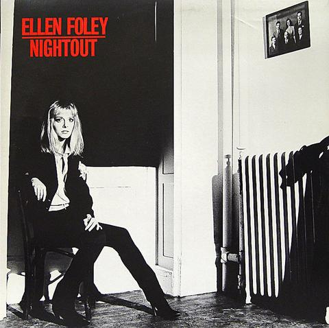 "Ellen Foley Vinyl 12"" (Used)"