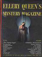 Ellery Queen's Mystery Dec 1,1950 Magazine