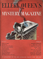 Ellery Queen's Mystery Feb 1,1946 Magazine