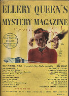 Ellery Queen's Mystery Feb 1,1948 Magazine