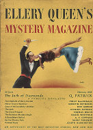 Ellery Queen's Mystery Feb 1,1949 Magazine