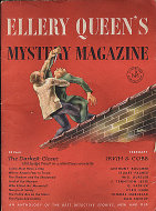 Ellery Queen's Mystery Feb 1,1951 Magazine