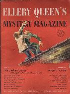 Ellery Queen's Mystery Feb 1,1951 Magazine