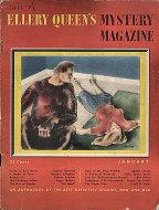 Ellery Queen's Mystery Jan 1,1945 Magazine