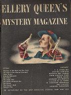 Ellery Queen's Mystery Jan 1,1946 Magazine