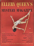 Ellery Queen's Mystery Jan 1,1950 Magazine