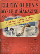 Ellery Queen's Mystery Jul 1,1946 Magazine