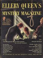 Ellery Queen's Mystery Jul 1,1950 Magazine