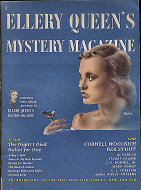 Ellery Queen's Mystery Jun 1,1950 Magazine