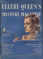 Ellery Queen's Mystery Jun 1,1950 Magazine