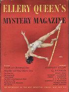 Ellery Queen's Mystery Magazine January 1950 Magazine