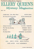 Ellery Queen's Mystery Magazine May 1959 Magazine