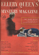 Ellery Queen's Mystery Magazine Vol. 11 No. 50 Magazine