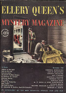 Ellery Queen's Mystery Magazine Vol. 12 No. 60 Magazine