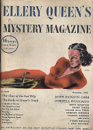 Ellery Queen's Mystery Magazine Vol. 12 No. 61 Magazine