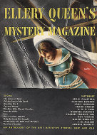 Ellery Queen's Mystery Magazine Vol. 14 No. 70 Magazine