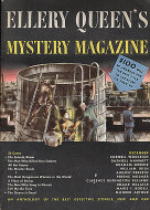 Ellery Queen's Mystery Magazine Vol. 14 No. 73 Magazine