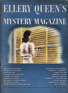 Ellery Queen's Mystery Magazine Vol. 7 No. 28 Magazine
