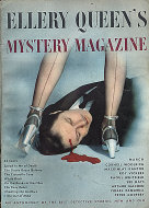 Ellery Queen's Mystery Mar 1,1949 Magazine