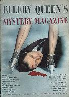 Ellery Queen's Mystery Mar 1,1949 Magazine