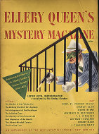 Ellery Queen's Mystery May 1,1950 Magazine