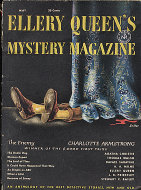 Ellery Queen's Mystery May 1,1951 Magazine