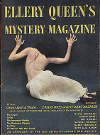 Ellery Queen's Mystery Oct 1,1950 Magazine