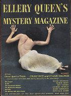 Ellery Queen's Mystery Oct 1,1950 Magazine