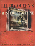 Ellery Queen's Mystery Sep 1,1945 Magazine