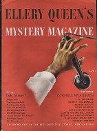 Ellery Queen's Mystery Sep 1,1950 Magazine