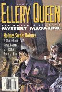 Ellery Queen's Mystery Vol. 107 No. 1 Magazine