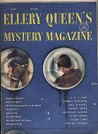 Ellery Queen's Mystery Vol. 18 No. 92 Magazine