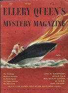 Ellery Queen's Mystery Vol. 20 No. 104 Magazine