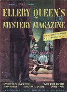 Ellery Queen's Mystery Vol. 22 No. 117 Magazine
