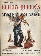 Ellery Queen's Mystery Vol. 24 No. 5 Magazine