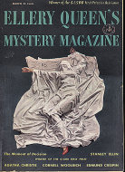Ellery Queen's Mystery Vol. 25 No. 3 Magazine