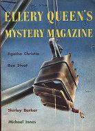 Ellery Queen's Mystery Vol. 25 No. 5 Magazine