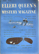 Ellery Queen's Mystery Vol. 27 No. 1 Magazine