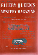 Ellery Queen's Mystery Vol. 27 No. 6 Magazine