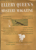 Ellery Queen's Mystery Vol. 28 No. 1 Magazine