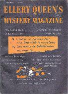 Ellery Queen's Mystery Vol. 28 No. 3 Magazine